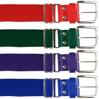 Baseball 21: Champ Pro Adjustable Baseball Belt - Various Colors